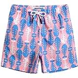MaaMgic Uomo Costume da Bagno Nuoto Calzoncini Asciugatura Veloce per Spiaggia Mare Piscina Sport Slip Pantaloncini…