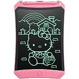 NEWYES Tableta de Escritura LCD 8,5 Pulgadas | Tablet para Dibujar para Niños. Colores Más Brillantes. Pizarra electrónica pa