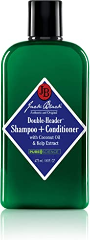 Jack Black Double-Header Shampoo + Conditioner