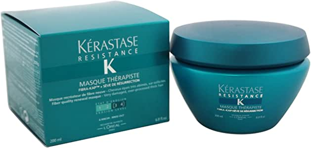 Kerastase Resistance Masque Therapiste 200ml Amazon Fr Beaute Et Parfum