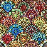 20 Servietten Gotisches Muster / Ornamente / Symbole 33x33cm