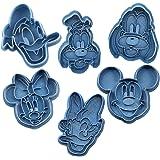 Cuticuter CGPACKDISNEYCARAS - Stampo per biscotti, blu