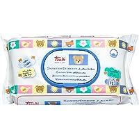 Trudi Baby Care Salviette - 1 confezione da 72 salviettine detergenti
