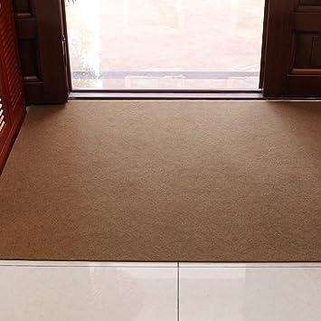 Amazing Slim Door Mats Indoor Floor Mat Entrance Door Mats In The Hall Kitchen  Water Absorbent Anti Slip Mat A 50x80cm(20x31inch): Amazon.co.uk: Kitchen U0026  Home