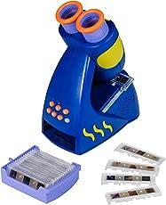 Educational Insights GeoSafari Jr. Talking Microscope - Featuring Bindi Irwin - for Preschoolers!