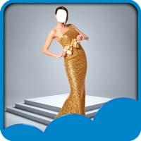 Frauen Mode Foto Montage