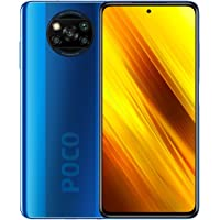 POCO X3 NFC - Smartphone 6 + 64 GB, 6,67 Zoll FHD+ Punch-hole Display, Snapdragon 732G, 64 MP AI Quad-Kamera, 5.160 mAh…