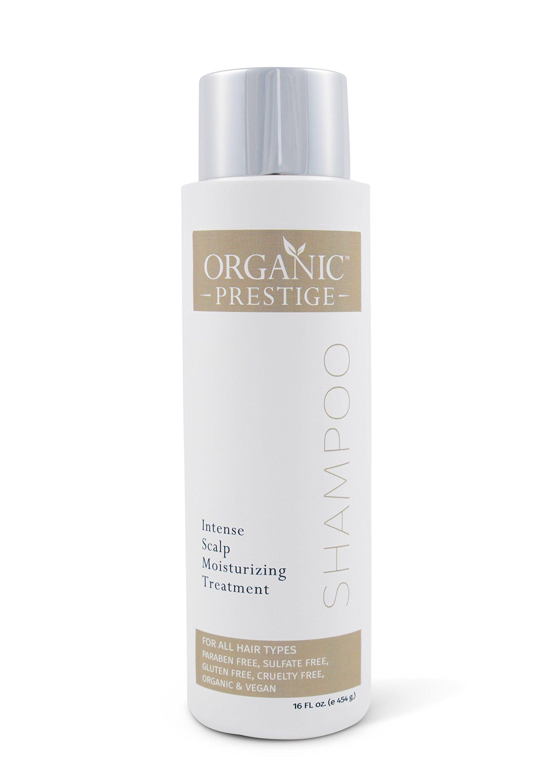 Shampoo biologico Prestige (collegato)–Regno Unito