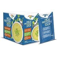 Primavita - Zuppa di verdure ad alto contenuto proteico, 30 g, confezione da 10
