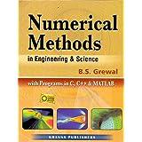 Numerical Methods in Engineering & Science with Programs in C, C++ & MATLAB