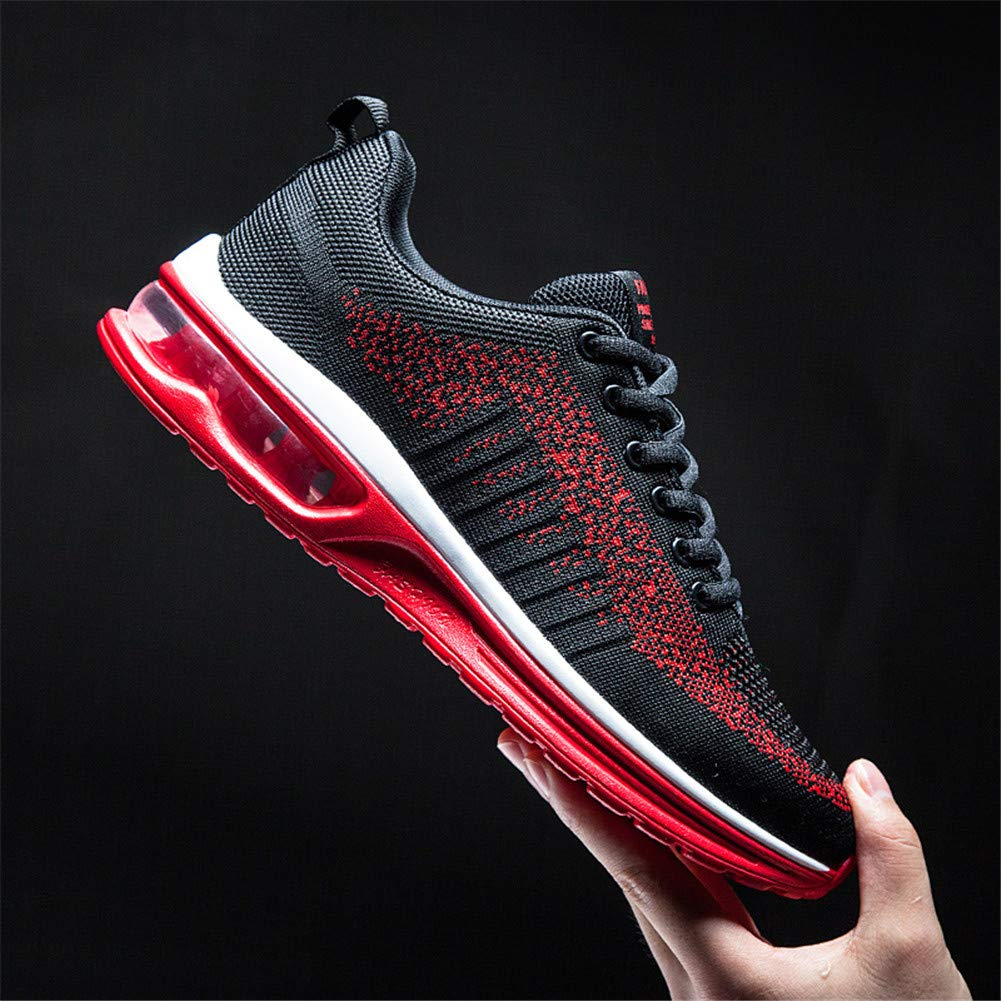 Axcone Homme Femme Air Baskets Chaussures Running Gym