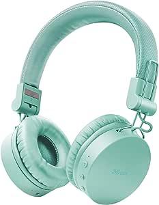 Trust Mobile Tones Wireless On Ear Bluetooth Headphones Elektronik