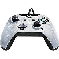 PDP Controller con cavo Xbox One - series X Bianco mimetico