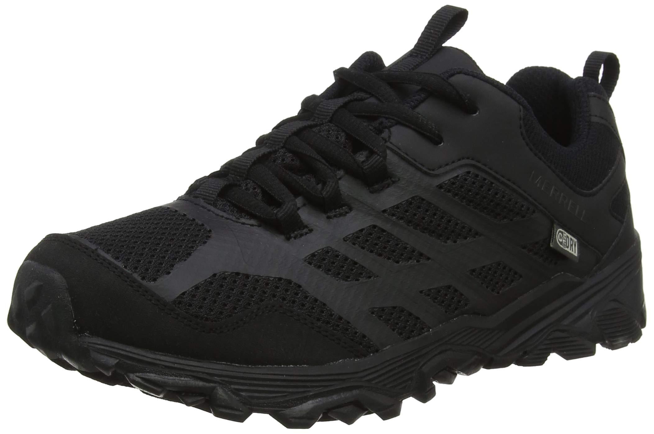 Merrell Unisex Kids' M-moab Fst Low Waterproof Rise Hiking Boots 1