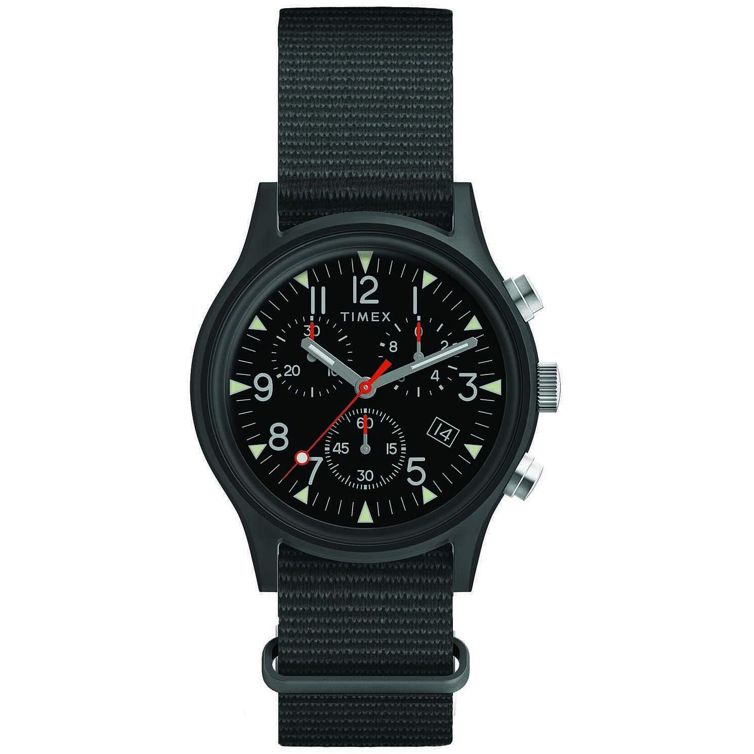 Timex – MK1 Aluminium Chrono TW2R67700,