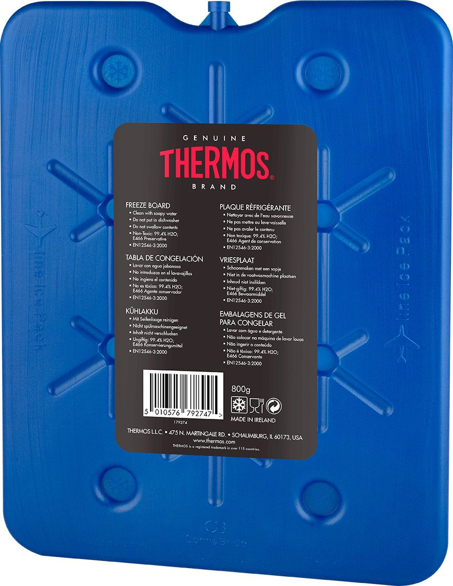 Thermos Freeze Boards, 1 x 800 g/2 x 400 g, Pack of 3 3