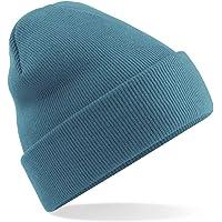 MKR Beanie Hat Men's Women's Unisex Warm Soft Knit Cuffed Winter Hat