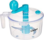 Amazon Brand - Solimo Plastic Atta/Dough Maker