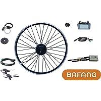 "Bafang E-Bike Umbausatz 26"" 250W 36V Hinterrad eingespeicht für Kassette 8/9/10 RWD Kit IP65 C961 G020 Nabenmotor BF…"