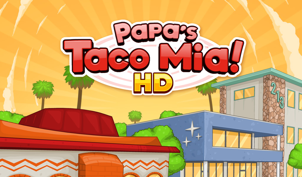 Papa's Taco Mia HD: Amazon.co.uk: Appstore for Android
