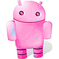 GoSocial (Pink) for Go Launcher EX