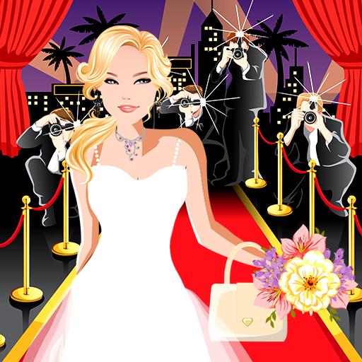 (Las Vegas Wedding Dress Up)