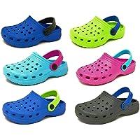 Childrens Kids Summer Holiday Pool Garden Clog Sandals