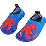 Kids Beach Shoes Swim Water Shoes Toddler Shoes Boys Girls Barefoot Aqua Socks for Children Pool Surfing Yoga Seaside Sport