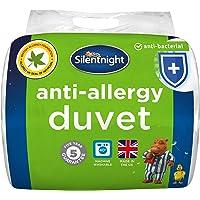 Silentnight Anti-Allergy Duvet, 10,5 Tog Duvet, Double, Anti-Bacterial Quilt