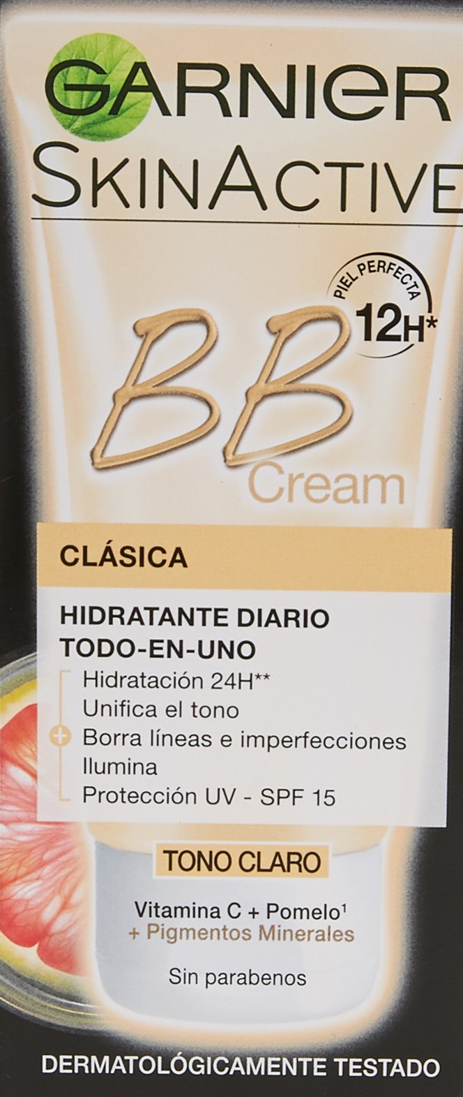 Garnier Skin Active BB Cream Original Perfeccionador prodigioso para pieles normales – 50 ml