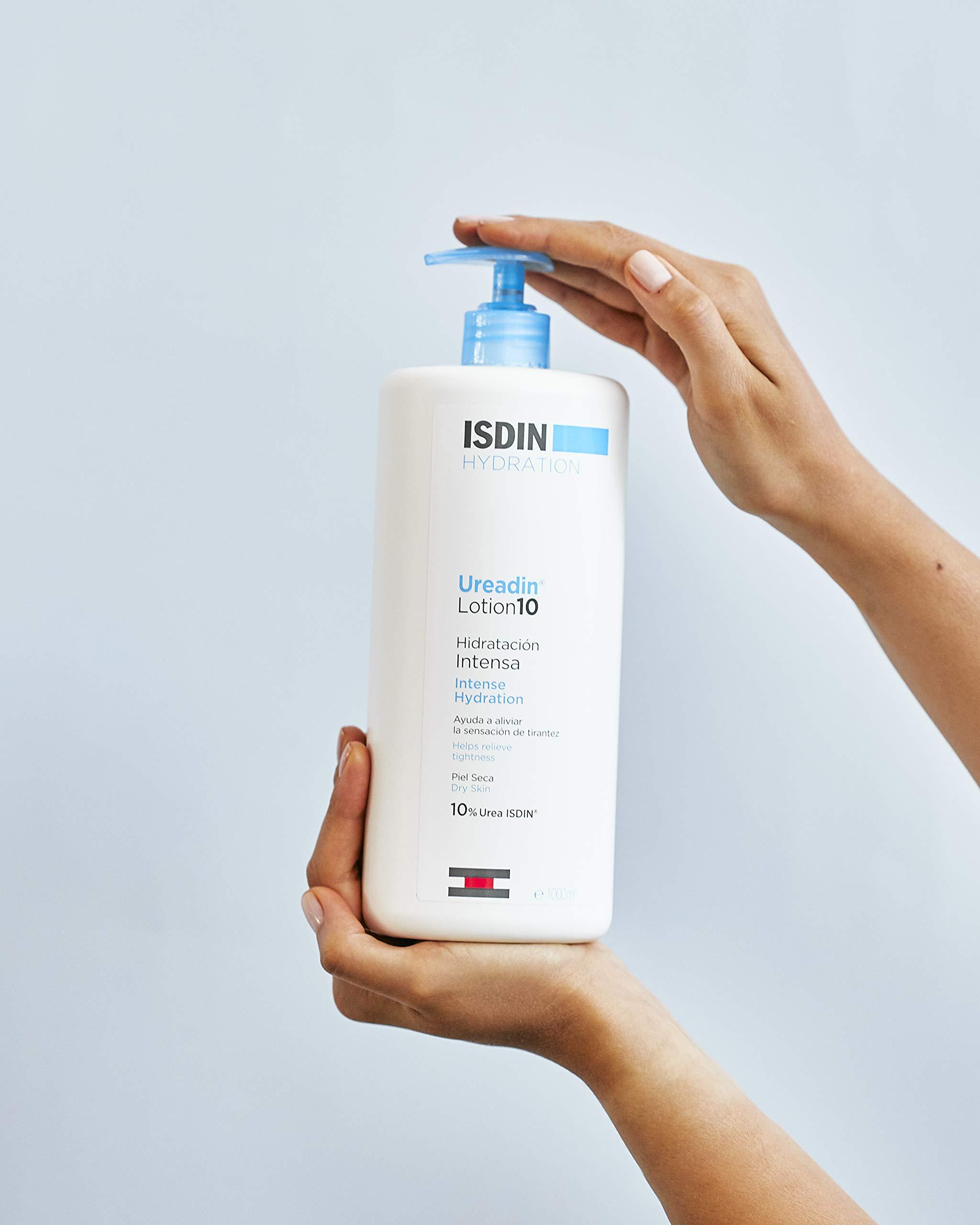 ISDIN Hydration Ureadin Lotion 10 Hidratación Intensa – 1000 ml.