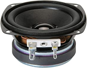 80 watt Subwoofer, 4 inch Subwoofer, 4 ohm | Home Theater Speaker | Woofer