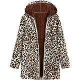 CLOOM-Cappotto Cardigan Donna Donna Elegante Cardigan Giacca Invernale Maglione Cappotto Donna Pelliccia Sweater Cappotto Gia