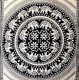 Elephant Twin Mandala Tapestry Hippie Tapestry Mandala Tapestry Wall Hanging Wall Decor Home Decor