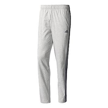 adidas ess 3s t tricot pantaloni per uomo