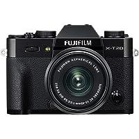 Fujifilm X-T20 Systemkamera (mit XC15-45mm Objektiv Kit, Touch LCD 7,6cm (2,99 Zoll) Display, 24,3 Megapixel APS-C X…
