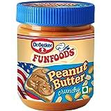 Funfoods Peanut Butter Crunchy, 400g
