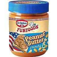 Funfoods Dr. Oetker Peanut Butter Crunchy, 400g