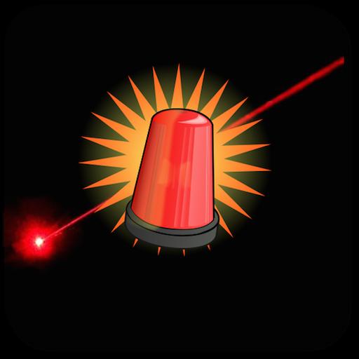 Motion Alarm - Laser Alarm / Burglar Alarm