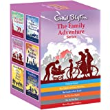 Family Adventure Series of 6 Titles