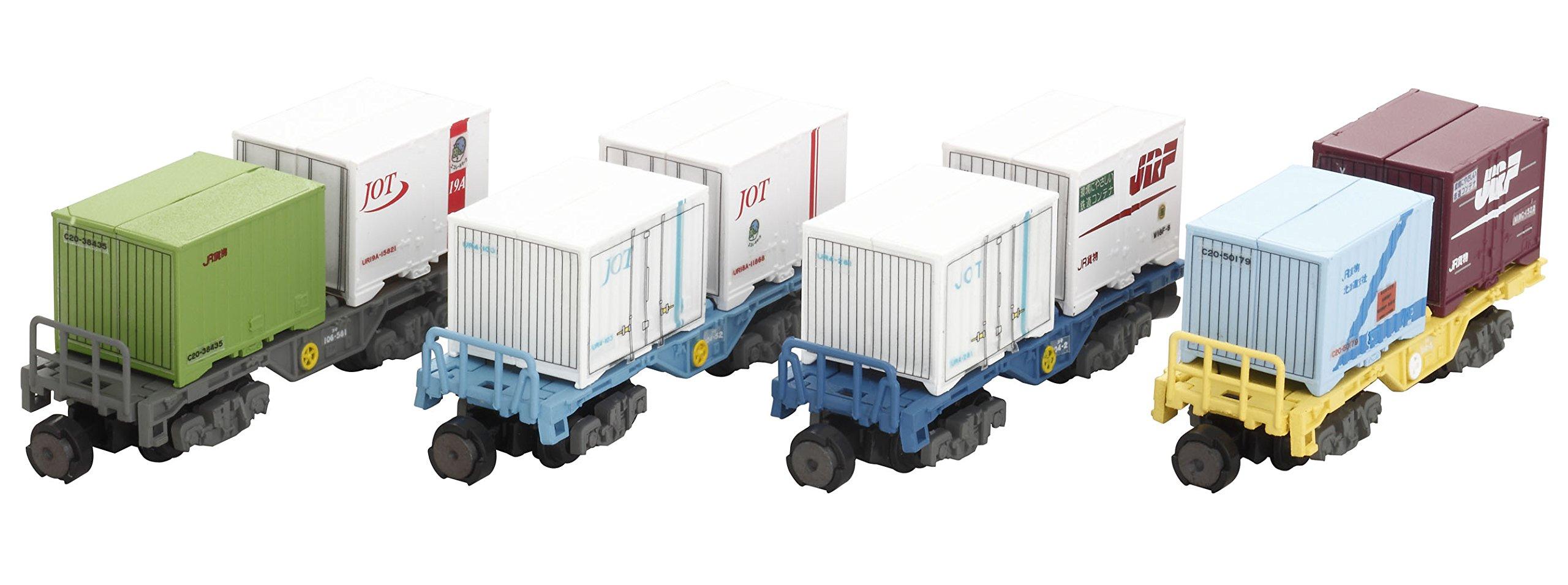 Set 3-series wagon Handjob 100 B Train Shorty Container [Japan Import] [Toy] (japan import)