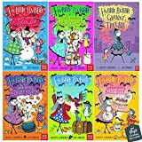 Hubble Bubble Series Tracey Corderoy Collection 6 Books Bundle with Gift Journal (The Wacky Winter Wonderland, The Messy Monkey Business, Granny Trouble, The Super Spooky Fright Night, The Pesky Pirate Prank, The Glorious Granny Bake Off!)