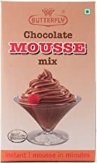Instant Butterfly Mousse Mix, Chocolate, 100g