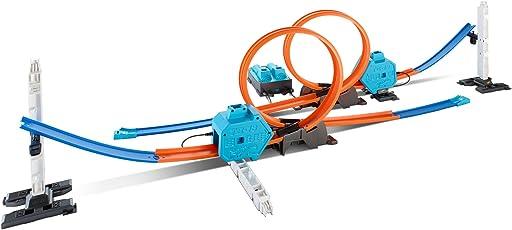 Hot wheels Track Builder System Power Booster Kit, Multi Color
