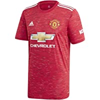 adidas Manchester United Temporada 2020/21 MUFC H JSY Maglia per Partite in casa. Unisex - Adulto