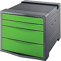 Esselte 626499 Compartiment à tiroir Vert