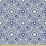 ABAKUHAUS Arabeske Stoff als Meterware, Ethnischer
