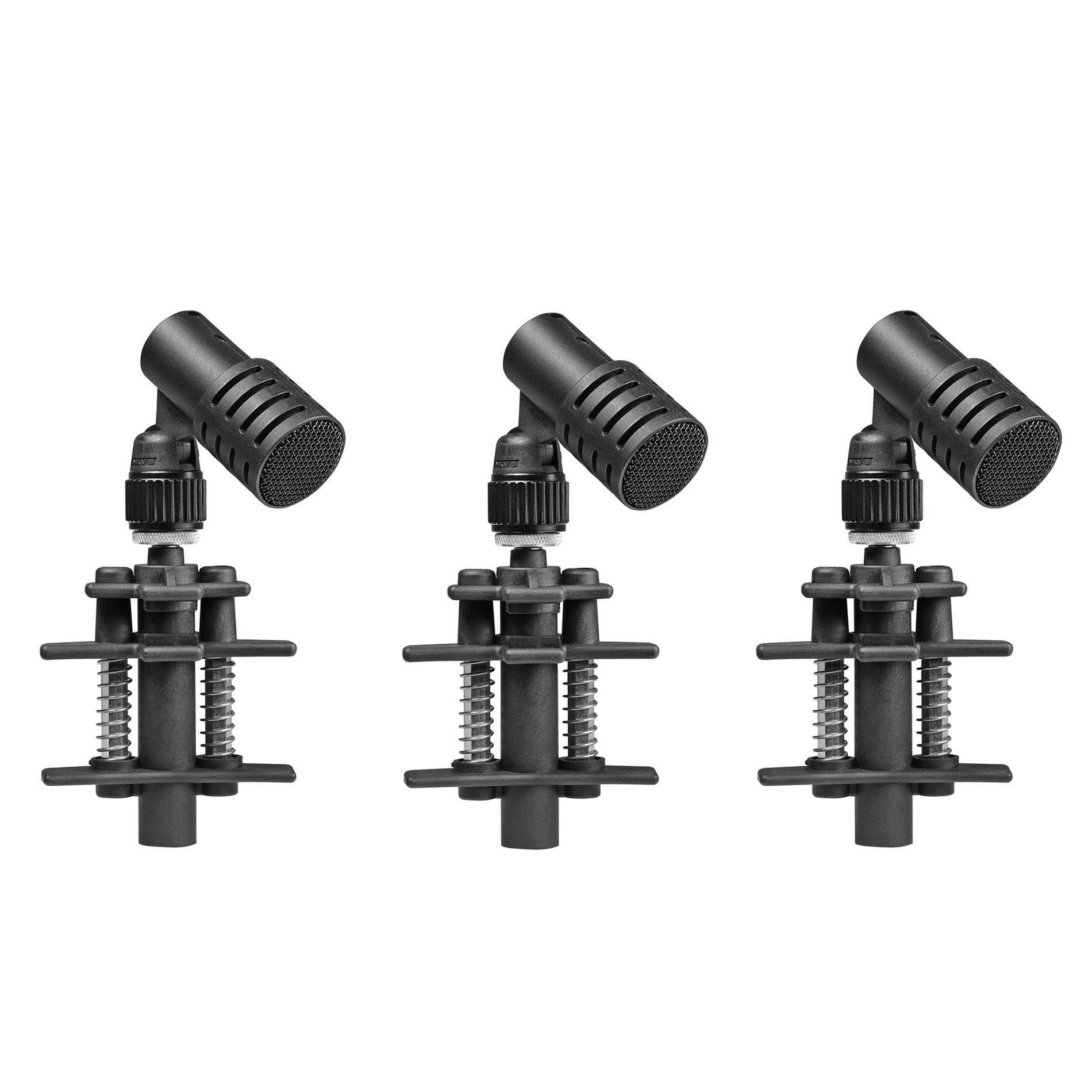 Beyerdynamic TG Serie instrumento, negro y gris