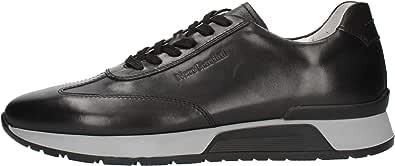 Nero Giardini Sneakers Uomo Pelle Nero