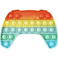 Pop it Fidget Toys, Push and Pop Bubble Sensory Fidget Toys, Silicone Anti Stress Sensorielle Jouets, pour Autisme…